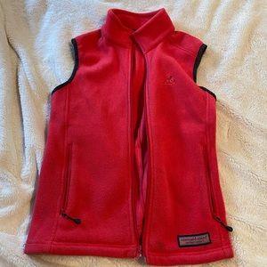 Women's Vineyard Vines Fleece Vest